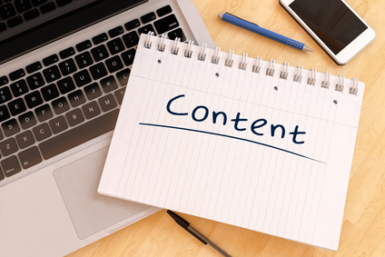 Curated vs Created content